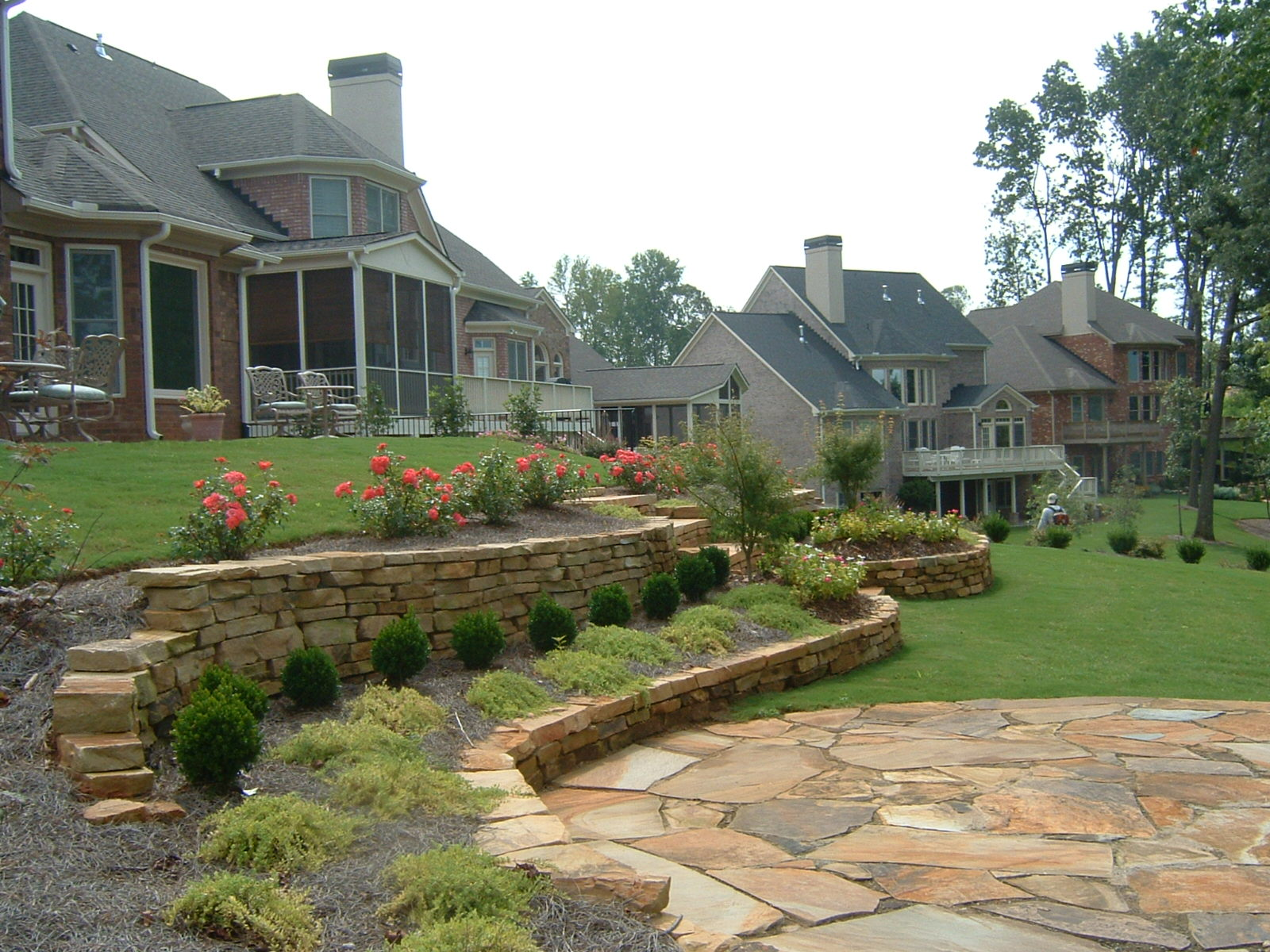 Creating A Landscape Design A Step By Step Process Autumn Hill