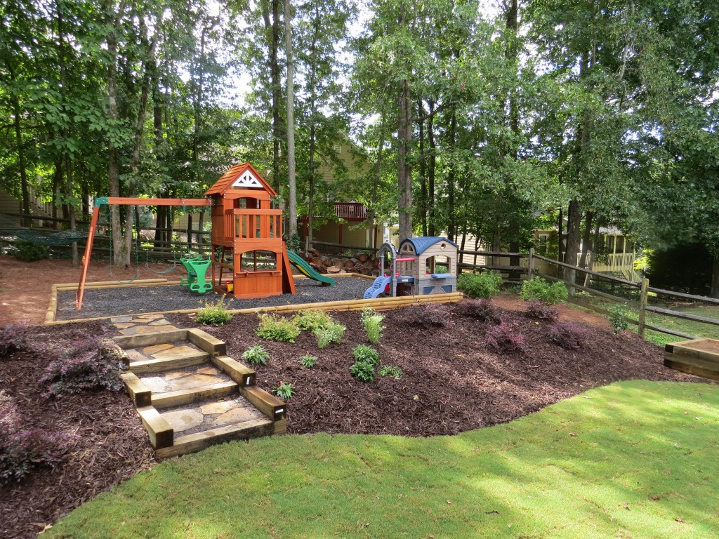 Landscaping Patios Walls Woodstock Canton Roswell Marietta